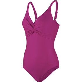 speedo Brigitte Swimsuit Damer, deep plum